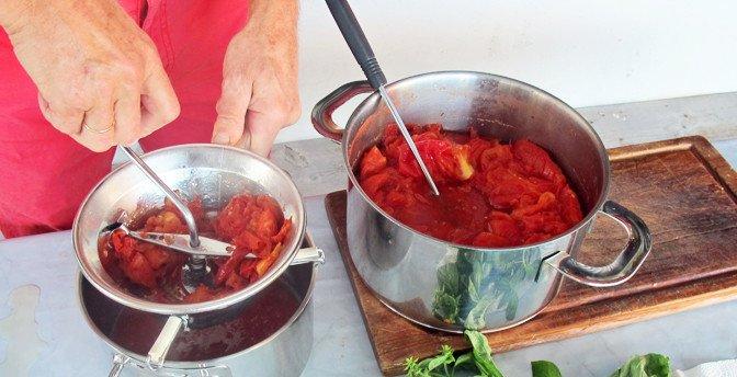 Godt med tomat.