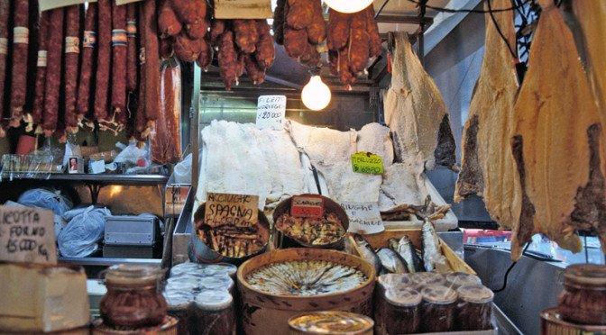 Capilotade, enkel klippfiskrett fra Provence