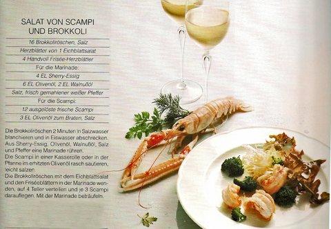 Scampi fra praktverket Seafood