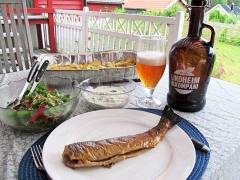 Fjellørrett og øl