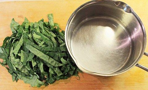 Grønnkål til koking