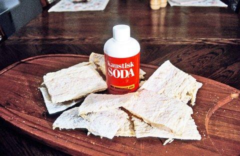 Klippfisk og kaustisk soda