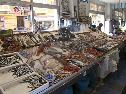 Bulot, fiskeforretning