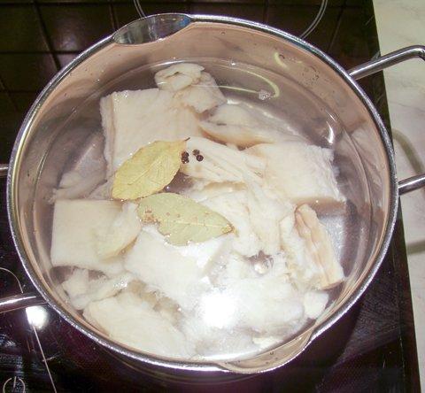 Klippfisk koker
