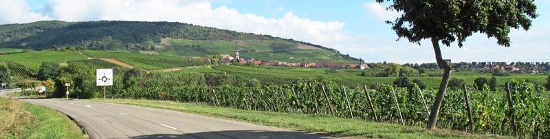 Francois Bleger, et besøk i Alsace