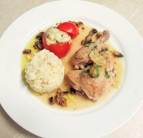 Kyllinglår med sitron, retten_edited-2 copy